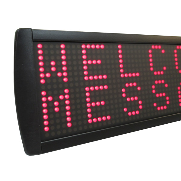 LED Message Displays