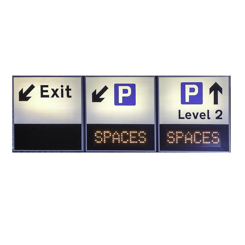 LED Car Park Signs
