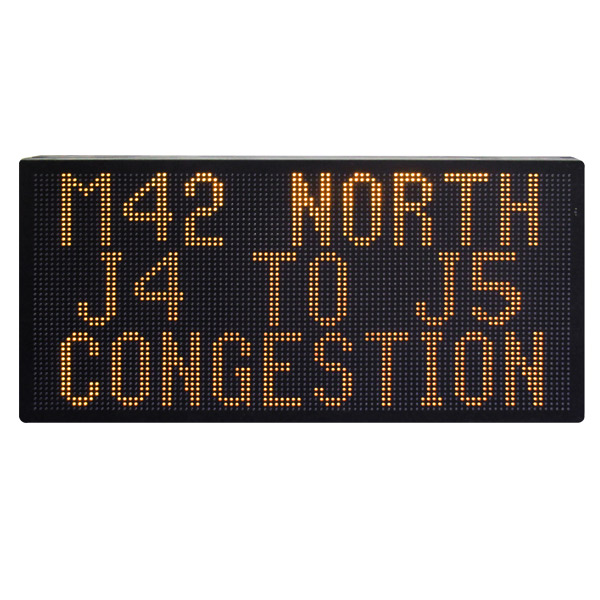 VMS Variable Message Signs