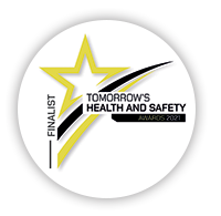 tomorrows health and safety award finalists messagemaker displays
